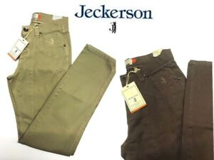 JECKERSON-Uomo-Pantalone-Jenas-Mod-CON-TOPPA-165-LISTINO-JHONNY-SALDI