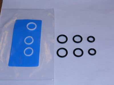 6.0L POWER STROKE DIESEL STAND PIPE SEALS W// PORT PLUG SEALS INCLUDED #130