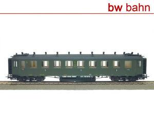 Liliput-h0-84707-D-tren-por-Gang-carro-3-clase-de-los-turismos-DRG-nuevo