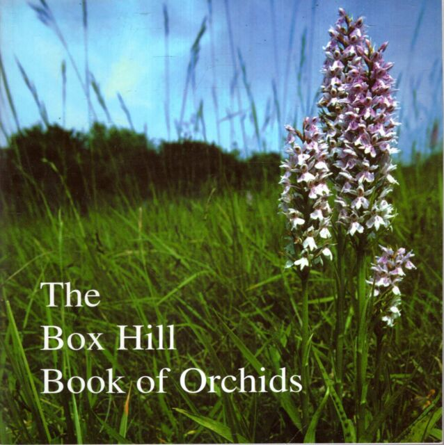 Sankey, Ann THE BOX HILL BOOK OF ORCHIDS Paperback BOOK