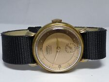 Vintage Swiss Made Roamer 17 Jewels Watch Stainless Steel