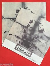 """FIELDS OF THE NEPHILIM -For Her Light- Original UK 3 Track 12"""" Vinyl Record"""