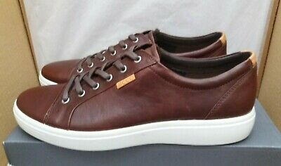 Ecco Soft 7 - Men's Leather Casual Lace