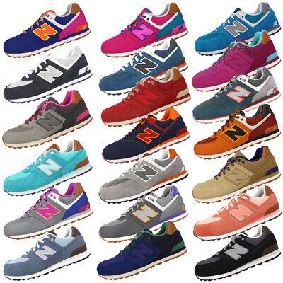 Fiducioso New Balance Kl 574 Scarpe Kl574 Sneaker Tempo Libero Molti Colori Ml Ul Wl 373 410-mostra Il Titolo Originale