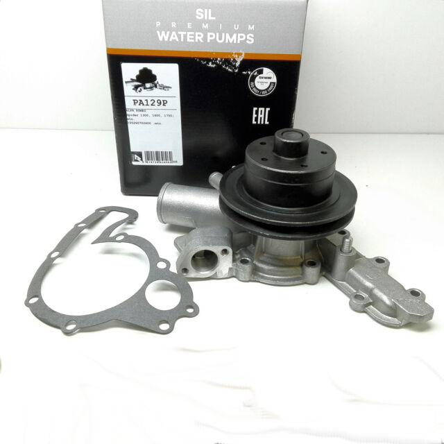 New OEM QUALITY Water Pump For Alfa Romeo 147 156 166 GT 3.2L 2.5L 3.0L