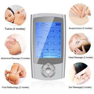 Tens-Machine-Rechargeable-Digital-Therapy-Acupuncture-Shoulder-Muscle-Sciatic