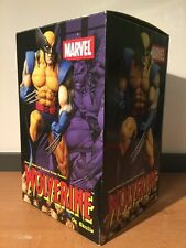 MIB Marvel Diamond Select and Dynamic Forces Wolverine On Skulls Statue 2005