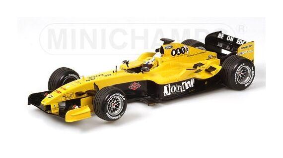 Minichamps Jordan Ford EJ14 2004 1 18  19 Georgio Pantano (ITA) Formule 1