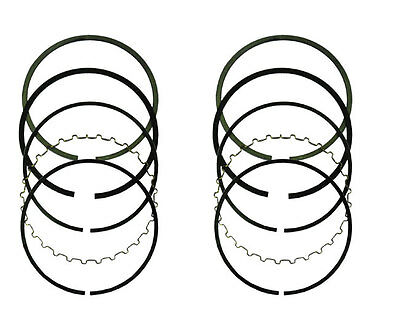 81-82 HONDA GL500 STANDARD PISTON RINGS SET 2 PISTON RINGS INCLUDE 11-GL500PR