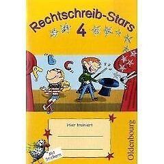 1 von 1 - Rechtschreib-Stars 4. Schuljahr. Übungsheft von Ulrich Petz, Irmgard Schmidt un…