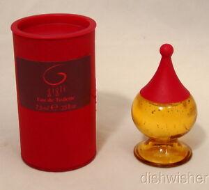 New-NIB-Romeo-GIGLI-Eau-De-Toilette-Mini-Miniature-25-oz-7-5-ml-Splash