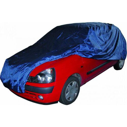 JMS lona cobertora muy garaje outdoor azul para coche turismos
