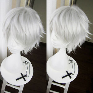 The-Future-Diary-Akise-Aru-Sakata-Gintoki-Short-Silver-Gray-Cosplay-Hair-Wig