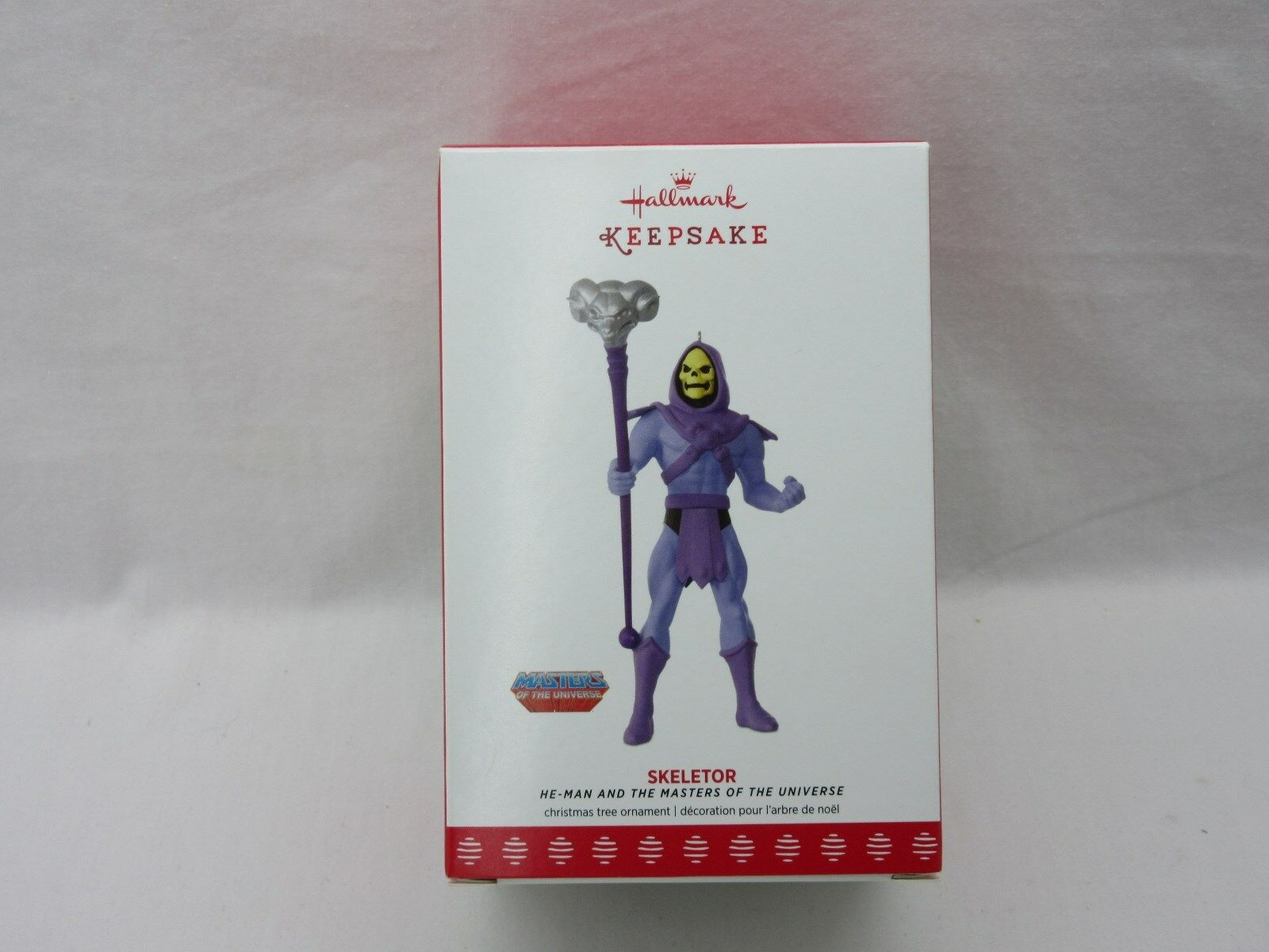 MOTU,SKELETOR ORNAUomoT,HALLMARK KEEPSAKE,MINT,Masters of the Universe,He Man