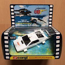 Corgi 269 James Bond Lotus Esprit - very very near mint!