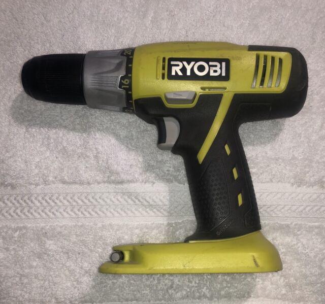 "RYOBI P277 18 V 18 VOLT 1//2/"" INCH LITHIUM CORDLESS DRILL DRIVER Upgraded P271"