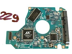 Considerate Pcb Toshiba 320gb Mk3261gsyn Hdd2f23 Fkn83b A5a002872010 A Mdk 339v-0w G002872a Cheapest Price From Our Site Laptops & Netbooks