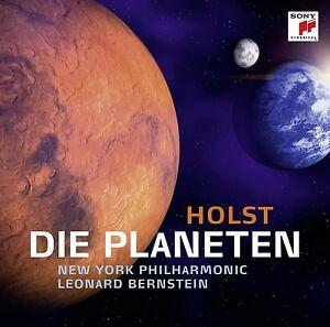 Leonard-succinico-New-York-Phil-orchestra-i-pianeti-CD-NUOVO-Gustav-Holst