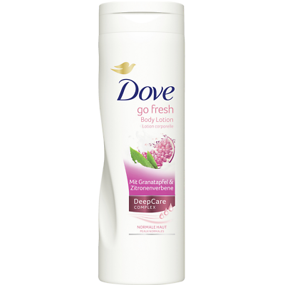 4x Dove Intensive Nourishing Body Lotion Extra Dry Skin Deep Care Complex 400 Ml For Sale Online Ebay