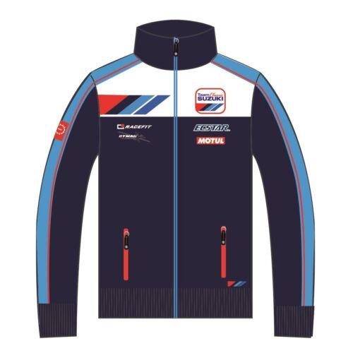 Brand New Originale Suzuki 2016 Team classica giacca in pile SUZUKI-tutte le taglie