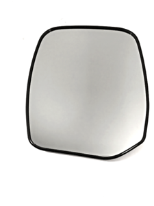 Fits 17-18 Armada 11-17 Quest Left Driver Mirror Glass w// Rear Holder OE