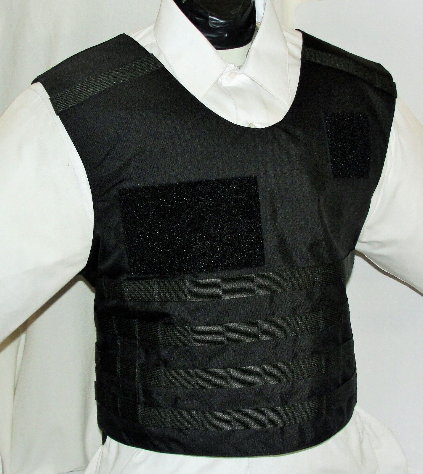 New Large   Plate Carrier Level IIIA Body Armor BulletProof Vest with Inserts  high-quality merchandise and convenient, honest service