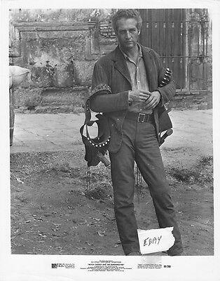 "DA-679 PAUL NEWMAN IN /""BUTCH CASSIDY /& THE SUNDANCE KID/""  8X10 PUBLICITY PHOTO"