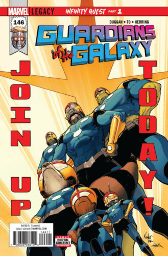 2017 #146 VF//NM Guardians of the Galaxy