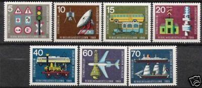 Haben Sie Einen Fragenden Verstand Bund Nr.468/74 ** Verkehrsausstellung 1965, Postfrisch