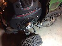 John Deere 318 Predator Engine Coupler Kit