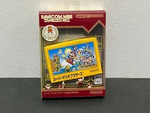 Nintendo-MINI-GAMEBOY-ADVANCE-GBA-Super-Mario-Bros-20th-Anniversary-FAMICOM-JP
