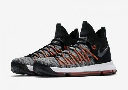 Mens Nike Zoom Zoom Zoom KD9 Elite 878637-010 Black White NEW Size 10.5 7fba63