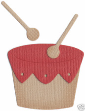 Baking QuicKutz Lifestyle Crafts 2x2 Duo Die  PIE  Side View Holidays  KS-0574