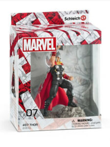 Thor-Marvel-Figurines-New-in-Box-Schleich-Plastic-Figure-21510