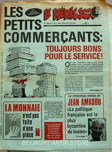 Complexé Marius L'épatant Le Hérisson N°2083- 1986 - Les Petits Commerçant - Culotte Zoua