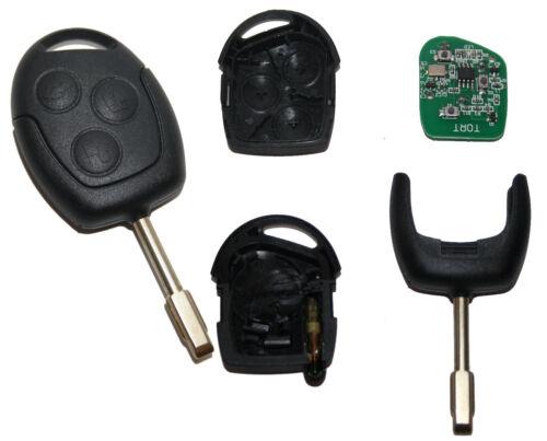 8686 Schlüssel Focus Mondeo Fiesta Puma KA Funkfernbedienung 433Mhz 5WK4725