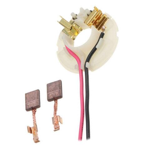 DHP448 BHP458 Pinceaux Kit Pièce pour Makita 638991-1 638614-1 Solide Accessoire
