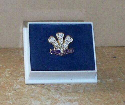 Royal Welsh Lapel pin badge