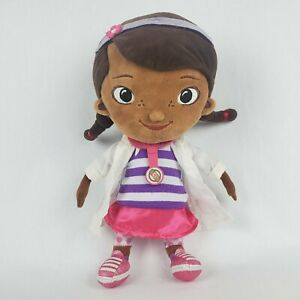 Disney-Store-Doc-Mcstuffins-Dottie-12-034-Plush-Doll-Doctor-Vet-Stuffed-Animal-Toy