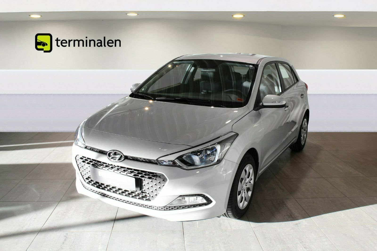 Hyundai i20 1,1 CRDi 75 Trend 5d - 149.700 kr.
