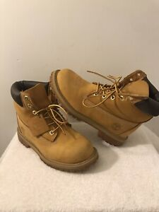 Timberland Boots Youth Size 4 m