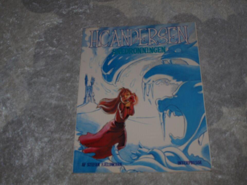 Tegneserier, H. C. Andersen