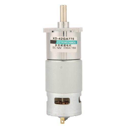XD-42GA775 Micro DC Gear Motor Speed Reglamento CW CCW Motor de corriente continua 12V//24V MB