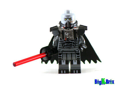 DARTH JADUS Custom Printed /& Inspired Lego Star Wars Sith Minifigure