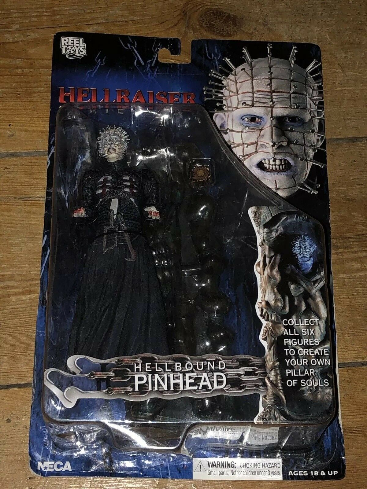 NECA Hellraiser Series 2 Hellbound Pinhead AFHRS2 8