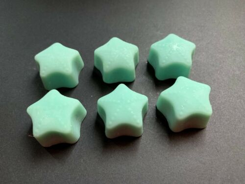 Lily of the Valley Scented Handmade Hand Poured 6 Melts Wax Melts Eco Soy