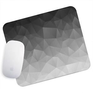 UK Seller Anti-Slip Gamimg Desk Mouse Pad Mat PC Laptop  Black Skull Gothic