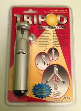 Mini Tripod Rapid Release Legs & Detachable LED Light