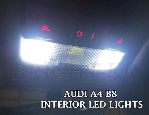 Auto & Motorrad: Teile Lichter & Leuchten AUDI A4 B8 FRONT READING ...