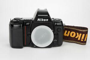 Nikon F-801s 35mm film camera body reflex analogica Ai s af lenses obiettivi